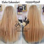احیای مو با محصولات کراتینه